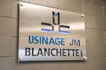 À Propos de J.M. Blanchette