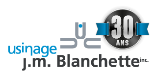 Usinage J.M. Blanchette